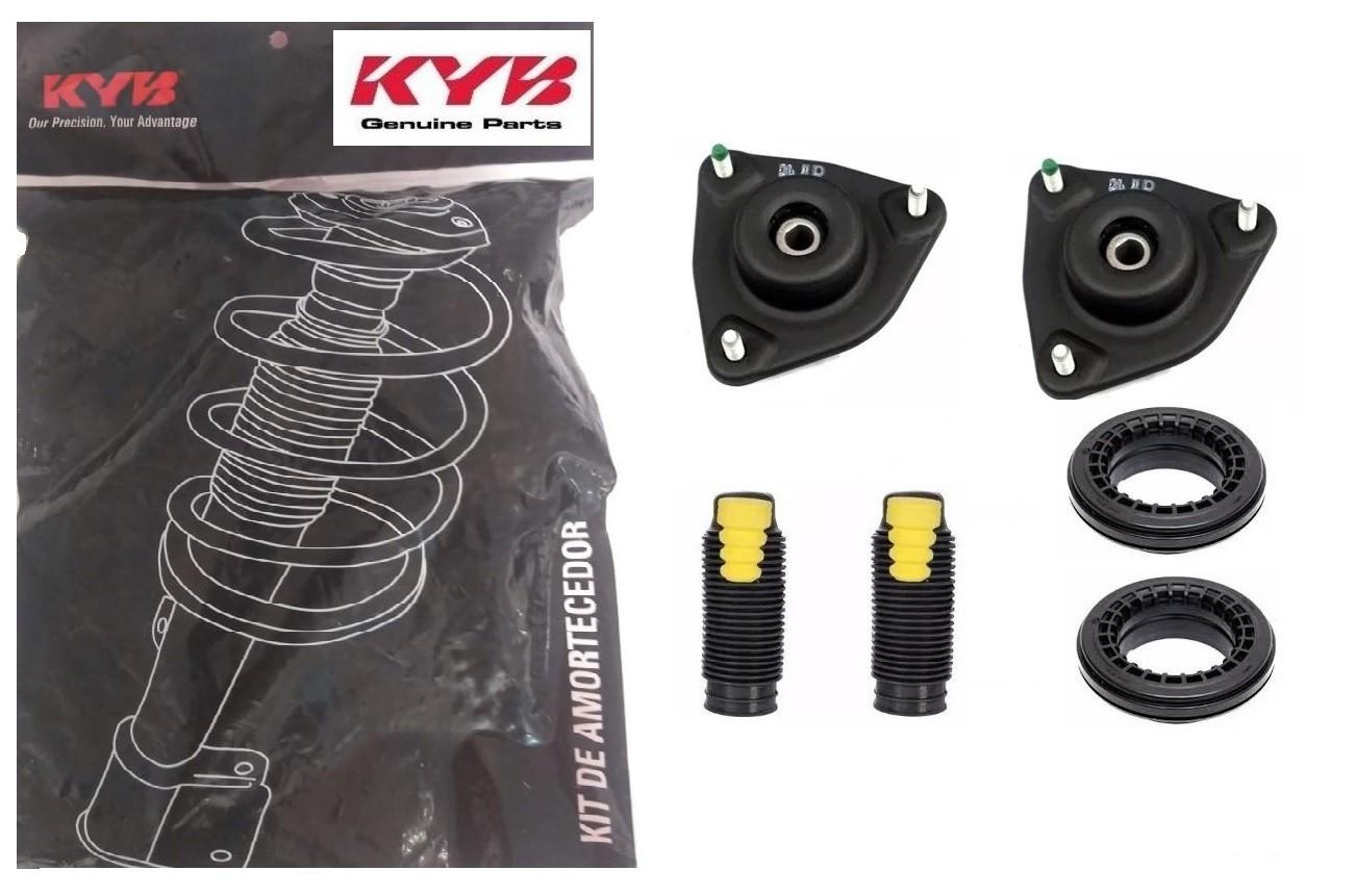 Kit Amortecedor Dianteiro Sonata 2010 a 2012 Par Completo Kyb