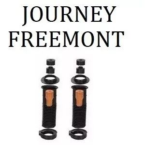 Kit Batente Coxim Amortecedor Traseiro Journey Freemont 2011 a 2016 Par