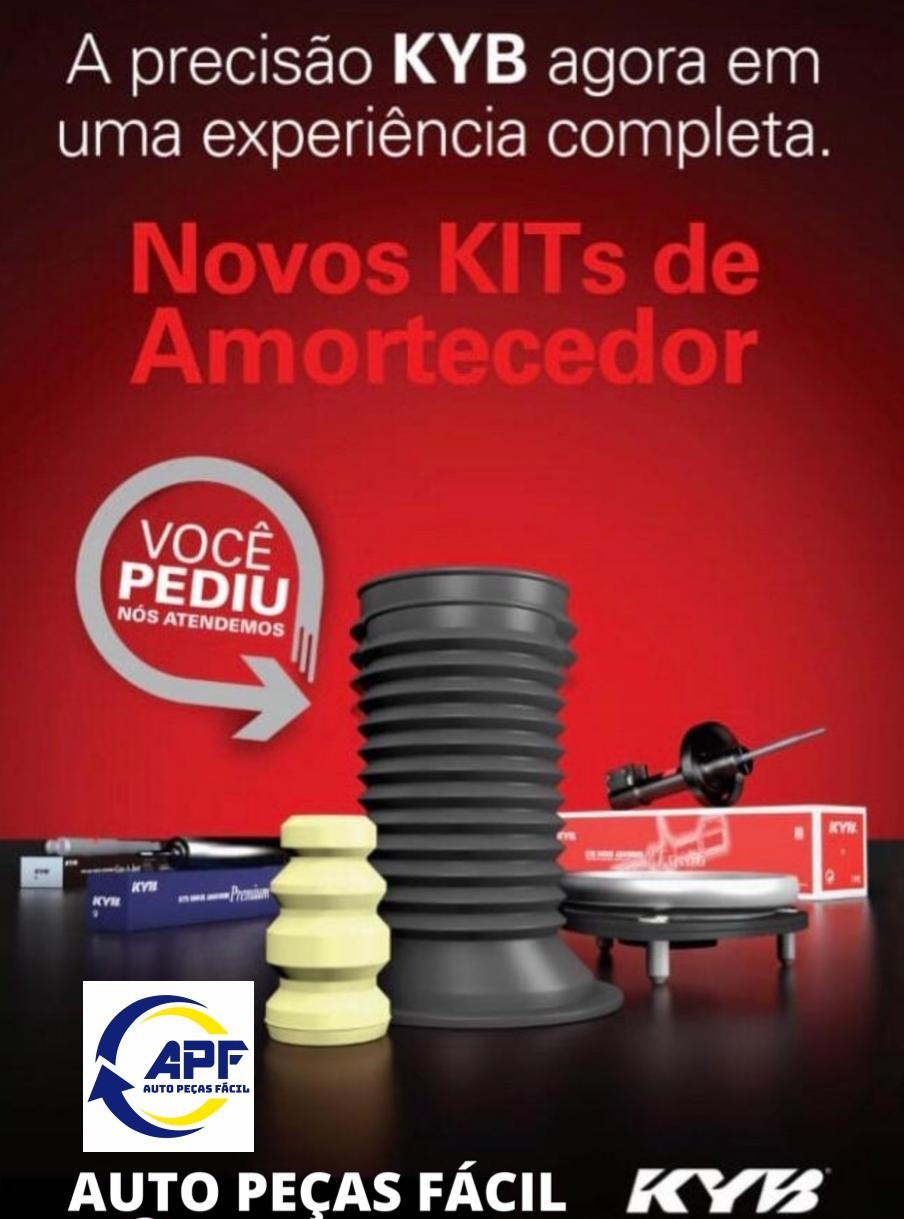 Kit Batentes Dianteiro Completo L.DIR New Civic 2007/2016 KYB