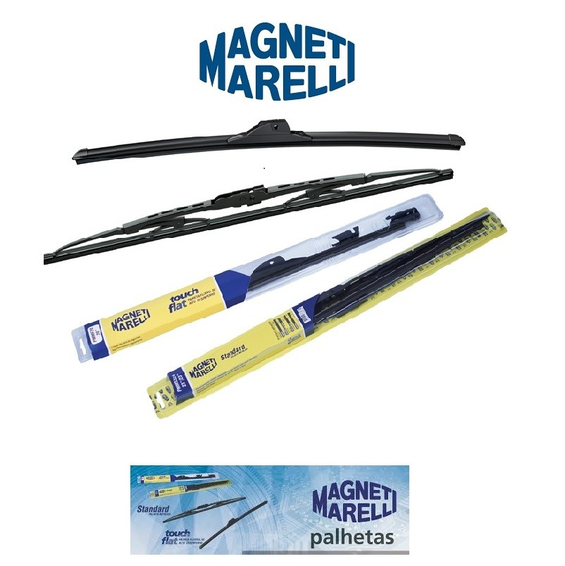 Palheta Limpadora C4/307/308/3008 Silicone Marelli .