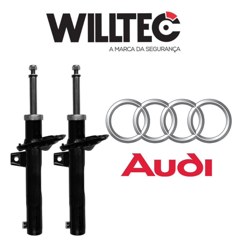 Par Amortecedor Dianteiro Audi A3/ Golf 2012 Em Diante Willtec