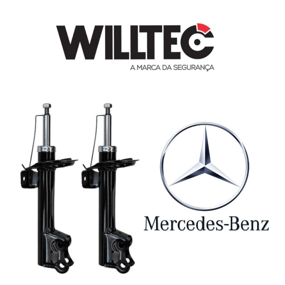 Par Amortecedor Dianteiro Mercedes Classe A 160 1.5 2009 a 2012