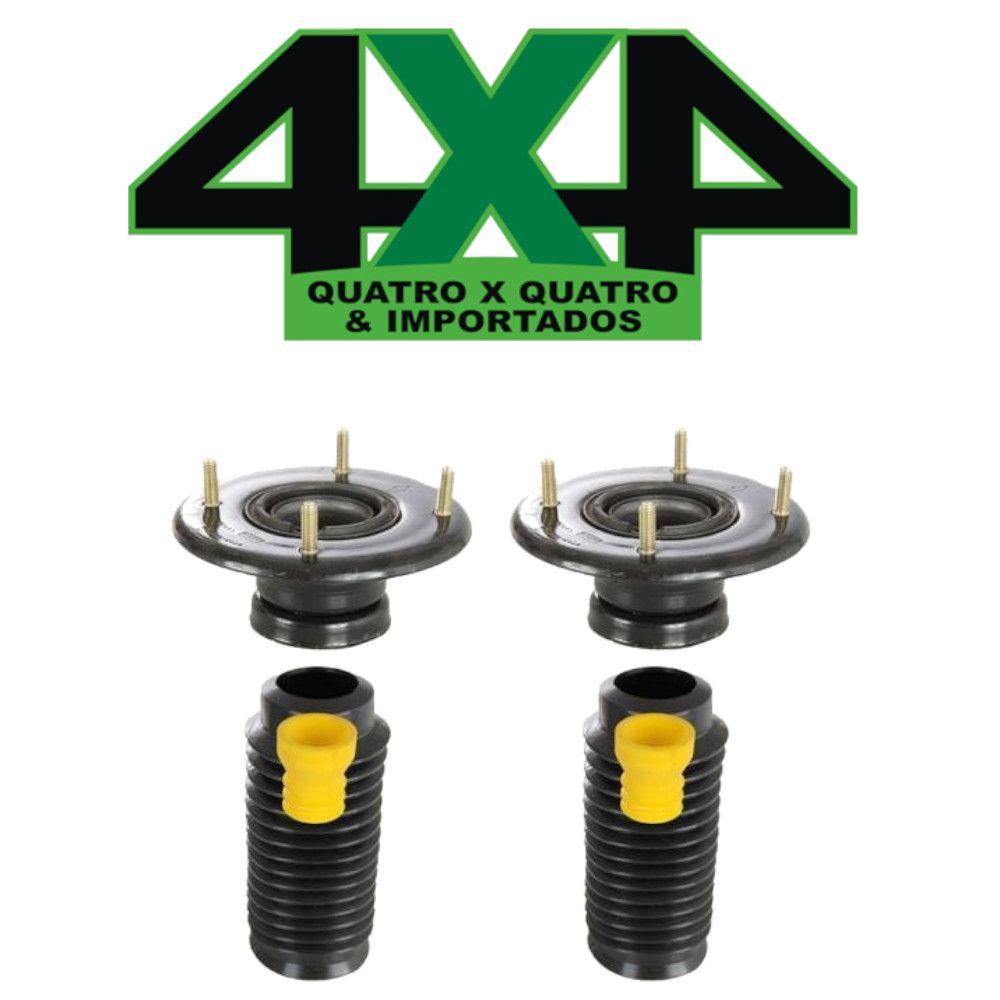 Par Kit Amortecedor Dianteiro Ford Edge V6 2008 a 2015 4/4