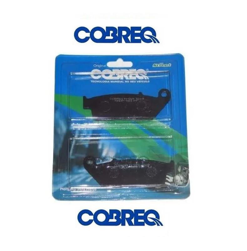 Pastilha Dianteira Honda Cb250 Twister 16/.../CBR250
