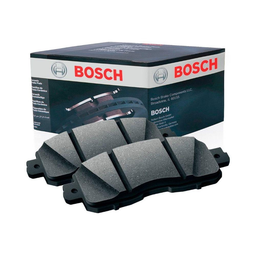 Pastilha Freio Dianteiro Bosch Cerâmica Nissan Tiida Todos
