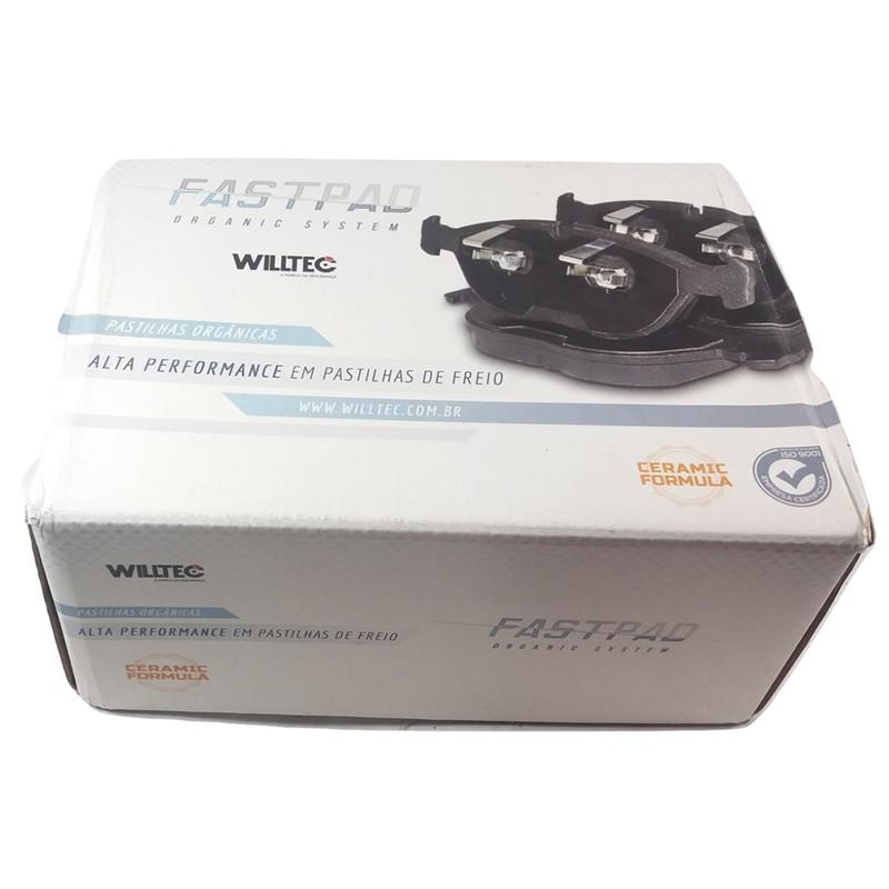 Pastilha Freio Dianteiro XC60-T5 -17...XC90-14..S90-18...Cerâmica