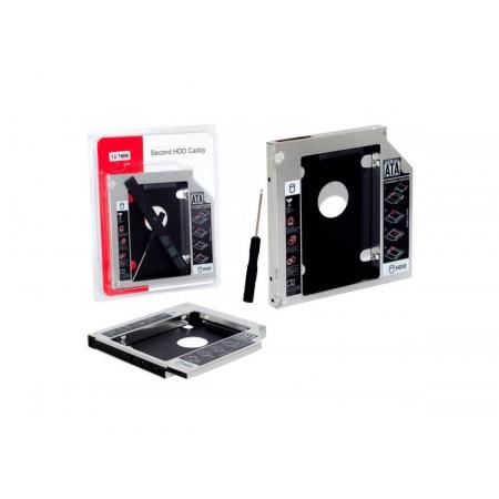 Adaptador Caddy P/SSD HD 12.7mm Rohs 5723