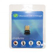 Adaptador USB Mini Bluetooth GV Brasil ADT.1030 Versão 4.0