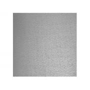 Adesivo Stick Aço Escovado Prata, Contém 1 Rolo, 45cmx10m - Dekorama - 30208