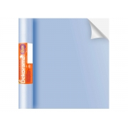 Adesivo Stick liso Azul Bebê Fosco, Contém 1 Rolo, 45cmx10m - Dekorama - 29063