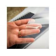 Adesivo Stick Liso Transparente, Contém 1 Rolo, 45cmx25m - Dekorama - 26064