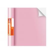 Adesivo Stick Lisos Rosa Bebê Fosco, Contém 1 Rolo, 45cmx10m - Dekorama - 29061