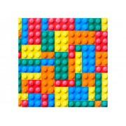 Adesivo Stick Teen Blocks, Contém 1 Rolo, 45cmx10m - Dekorama - 26126