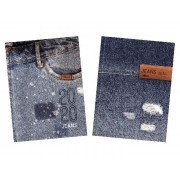 Agenda 2020 Costurada Dois Dias por Página Jeans, Tilibra - 120022
