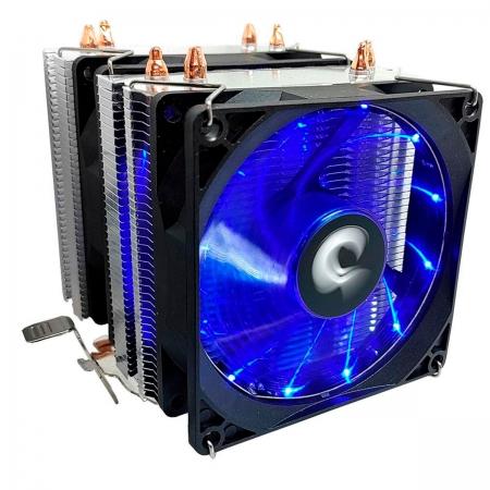 Air Cooler Rise Mode G700, LED Azul, Intel/AMD - RM-AC-07-FB