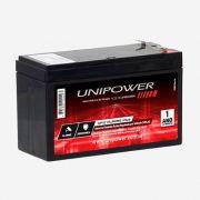 Bateria Unipower  P/segurança-alarme 12v 5.0ah Alarme-plus