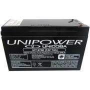 Bateria Unipower para Nobreak 12 V 7.0AH F187 UP1270E 04F011 PO:014601