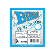 Bingo Azul, 100 Folha, Contém 15 Unidades, Tamoio - 06002