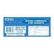 Bloco Comercial Com Canhoto Branco, 50 Folhas, Contém 20 Unidades, São Domingos - 6328