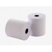 Bobina Offset Branca para Calculadora, 57 mm x 30 m, Caixa Com 30 Unidades, Regispel