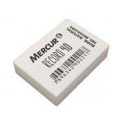 Borracha de Apagar Record 40 Pacote Com 40 Unidades Mercur - Branca - B010100501