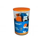 Borracha de Apagar TR 18 Pote Com 18 Unidades Mercur - Cores Sortidas - B01010601006