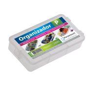 BOX ORGANIZADOR PARAMOUNT TRANSPARENTE NRO 1/ 16 X 9 X 3,5 CM - 142