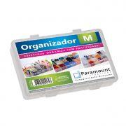 BOX ORGANIZADOR PARAMOUNT TRANSPARENTE NRO 1,5/ 23 X 14 X 4 - 174
