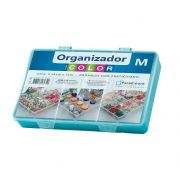 BOX ORGANIZADOR PARAMOUNT VERDE M COLOR - 705