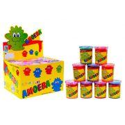Brinquedo Amoeba Asca Toys Caixa Com 24 Unidades
