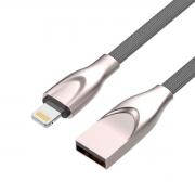 Cabo C3tech USB x Lightning 2,4A 1 Metro - CB-L180GY