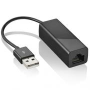 Cabo Conversor USB x RJ45 Fêmea 100 Mbps WI272 Multilaser.
