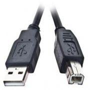 Cabo USB para Impressora V2.0 AM BM 5 Metros