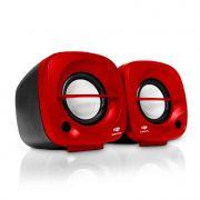 Caixa de Som C3tech 2.0 Sp-303rd