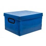 Caixa Organizadora Pequena Dello - Azul - 2170.C.0005