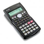 Calculadora Cientifica 240 Funções, 12 Digitos, Display 2 Linhas, Elgin - 42CC24000000