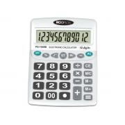 Calculadora de Mesa 12 Dígitos - Hoopson - PS-1048B