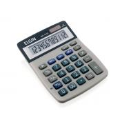 Calculadora de Mesa MV-4122, 12 Dígitos e Célula Solar, Elgin - 42MV41220000