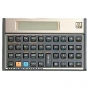 Calculadora Financeira Hp 12 c Visor Lcd com 120 Funções
