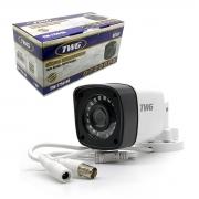 Câmera Bullet TWG TW-7750 HB, Full HD, 4x1, 2MP, 1/3, 2.6mm, 18 Leds, IP66 - DETECT