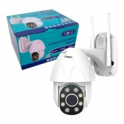 Câmera Inteligente IP Inova CAM-5707, Onvif, Wi-Fi, 2MP - Full HD