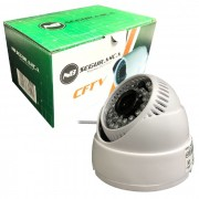Câmera NB Dome AHD2005 3,6mm Infravermelho