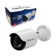Câmera Tecvoz CB-128P, Bullet Flex HD (1280 x 720), 2.8mm, IR 25mts, IP66