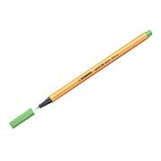 Caneta Hidrográfica Point 88, Caixa Com 10 Unidades, Stabilo - Verde Neon - 469300