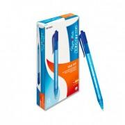 Caneta Kilometrica 100 RT Azul Ctcho Caixa Com 12 Unidades Papermate - 1919792