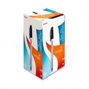 CANETA PAPERMATE KILOMETRICA 100 PRETO X 50-UN - 300067
