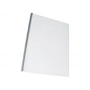 Capa para Encadernação A4 Cristal, Pacote c/ 100 Unidades - ACP - 1336CR