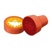 Carimbo Stamp Brincadeiras, Caixa Com 24 Unidades, Cis - Cores Sortidas - 525700