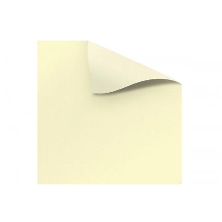 Cartolina 120 g, Pacote c/ 100 Unidades, Kaz - Amarela - 770405