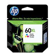 Cartucho HP60XL Tricolor CC644WB HP